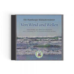 Die Hamburger Klabautermänner - Von Wind und Wellen